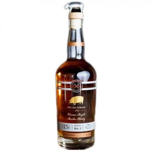 Peg Leg Porker Pitmaster Reserve 15 Year Old Tennessee Straight Bourbon Whiskey