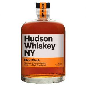Tuthilltown Spirits Hudson Whiskey NY 'Short Stack' Straight Rye Whiskey