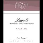 Virna Barolo Cannubi Boschis Label