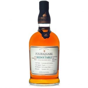 Foursquare Rum Distillery Mark XV 'Redoutable' 14 Year Old Single Blended Rum