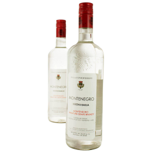 Crnogorska-Montenegro Lozova Rakija Grape Brandy