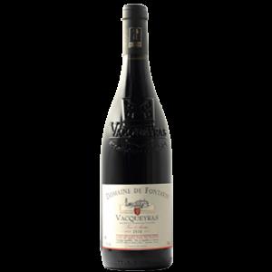 Domaine De Fontvive Vacqueyras Red Rhone Wine 2018