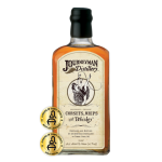 Journeyman Distillery Corsets Whips and Whiskey