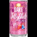 Ozeki Ikezo Mixed Berry Sparkling Jelly Sake