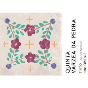 Quinta Varzea da Pedra Reserva Tinto Label