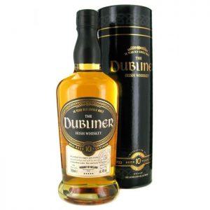 The Dubliner 10 Year Old Single Malt Irish Whiskey