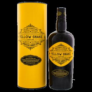 Yellow Snake Amber Rum