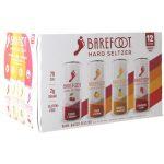 Barefoot Hard Seltzer Variety 12 Pack