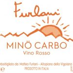 Cantina Furlani Mino Carbo Rosso Label