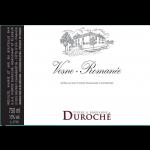 Domaine Duroche Vosne-Romanee Label