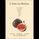 Domaine de la Bastide Figue Côtes du Rhône Blanc Label