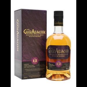 Glenallachie Speyside Single Malt Whisky 12 Year Old
