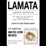 Lamata Agave Spirits De Castilla Nuevo Leon