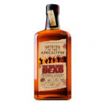 Spirits of the Apocalypse The Walking Dead Kentucky Straight Bourbon Whisky