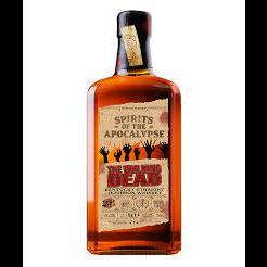 Spirits of the Apocalypse The Walking Dead Kentucky Straight Bourbon Whisky