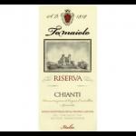 Tomaiolo Chianti Classico Riserva Label