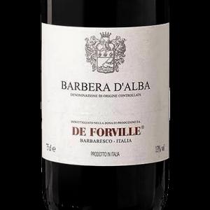 De Forville Barbaresco 2018