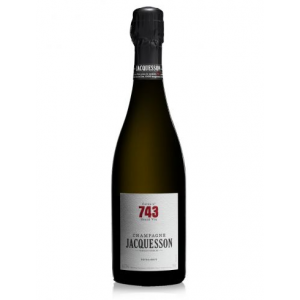Jacquesson Cuvee 743 Extra Brut NV