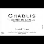 Piuze Chablis Terroir de Chablis Label