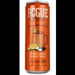 Rogue Spirits Ginger Lemon Whiskey Mule