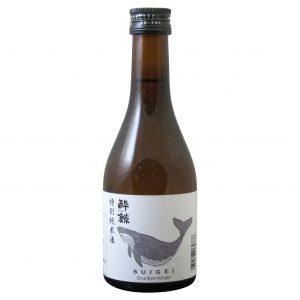 Suigei Tokubetsu Junmai Drunken Whale