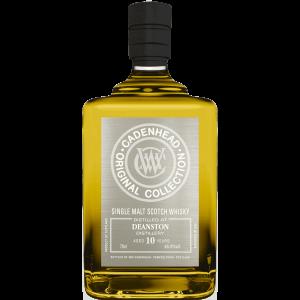 Cadenhead Deanston 10 Year Single Malt Scotch Whisky