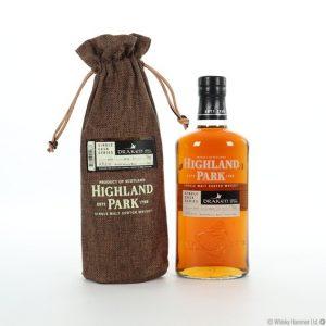 Highland Park 13 Years Single Malt Draken