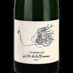 Magic Door Champagne La Cle La Femme Brut