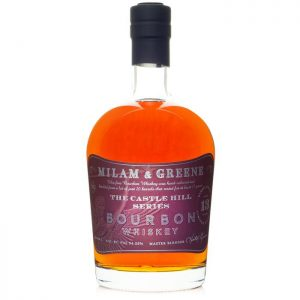 Milam & Greene Castle Hill Series 13 Year Barrel Proof Bourbon
