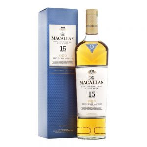 The Macallan Triple Cask 15 Years Old Single Malt Scotch Whisky