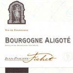 Jean-Philippe Fichet Bourgogne Aligote Label