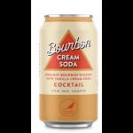 Cardinal Spirits Bourbon Cream Soda