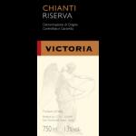 Victoria Chianti Label